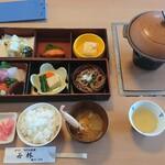 お食事処 若林 - 彩御膳 ¥1260