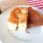 イル・パチョッコーネ・ディ・キャンティ - 自家製パン