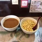 麺屋 波 - 料理写真:大盛りシンプル 880円(税込)