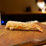 天ぷらあら木 - 料理写真: