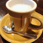 ブリックカフェ - カフェオレ