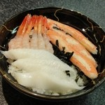 味'S場 - 友達が注文1500円