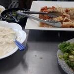 生ゆば処 町田屋 白沢店 - 煮物、漬物、サラダなど