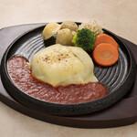 チーズハンバーグ(単品)