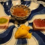 Series - 前菜4種盛り合わせ
