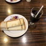 リヨン - ポテサラのサンド