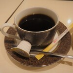 Yukijirushipara - バターコーヒーは最後にバターが香ります。