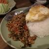 ゲンキョウワン - 料理写真:カオガパオガイ