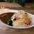 ブラッスリー ウサギ - 料理写真:季節野菜のスパイシーカレー