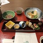 珠洲温泉 のとじ荘 - 料理写真: