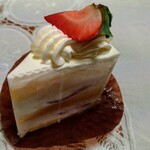 エクラデジュール - 料理写真:ショートケーキ