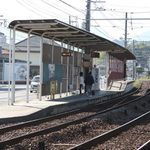 14126626 - 宮島線地御前電停