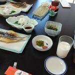 ホテル赤門 - 料理写真: