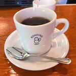 カフェ・ロンディーノ - セットのコーヒー