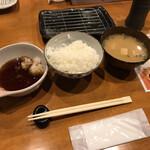 天ぷら わた辺 -
