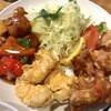 喜神菜館 - 料理写真:酢豚・海老天・唐揚げ