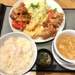 喜神菜館 - 菜館定食