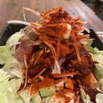 塊肉ステーキと牡蠣 アホヤネン 岡崎BBQガーデン -