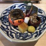 近江懐石 清元 - 前菜