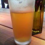 コノフォレスタ  - 生ビールも進みます!