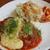 いなもと - 料理写真:(2020/10月)イタリアンハンバーグ定食