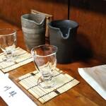 141286666 - 2020/6 日本酒「写楽」と「Akabu」