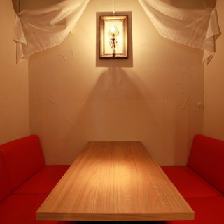 VIPな限定1部屋の個室で宴会や女子会をお楽しみ下さいませ。