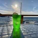 SURF SIDE CAFE - ドリンク写真: