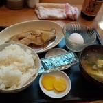 141299043 - 鰈煮付け朝定食