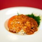 赤坂 四川飯店 - 四川風棒棒鶏