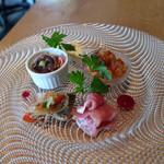 イタヤマチバル - 料理写真: