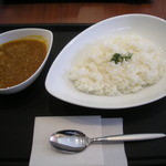 Rise Curry+Beer - チキンカレー