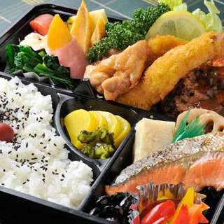 TAKEOUTどんぐり弁当