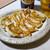 ドリームいか焼き - 料理写真:野菜餃子(10ヶ)¥380