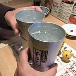 Sushisakesakanasugitama - 乾杯!