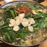 達磨 - もつ鍋