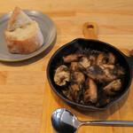 ペリフェリコ - ランチ イカのイカスミ煮