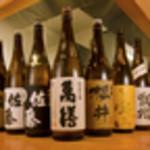 いく昌 - 「各地の銘酒」…厳選された日本酒がALL580円!!!