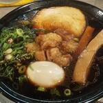 141311521 - 大阪ブラック(シマ腸ホルモン 煮玉子)
