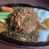 フレンズ - 料理写真:ハンバーグランチ