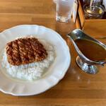 カレー料理の店 白川 -