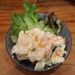 横浜商店 - 作りたてポテトサラダ:380円