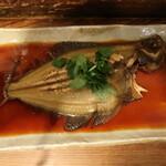 横浜商店 - 本日の煮魚(カレイ):780円