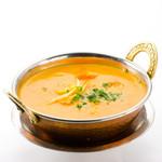 クイーンガーデン - Seafood Curry