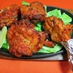クイーンガーデン - tandoori chicken