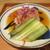 雪月花 銀座 - 料理写真:ミノ湯引き