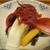 雪月花 銀座 - 料理写真:コンビーフサラダ