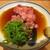 雪月花 銀座 - 料理写真:タンお造り