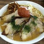 麺食堂 なるとや - 料理写真:辛味噌チャーシュー