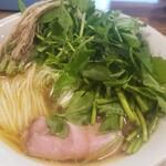 稲庭 中華そば - 料理写真: